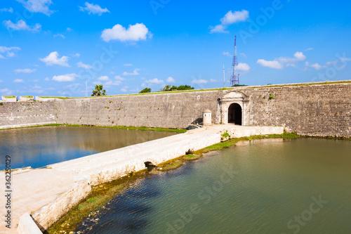 Jaffna Fort, Sri Lanka Fototapet