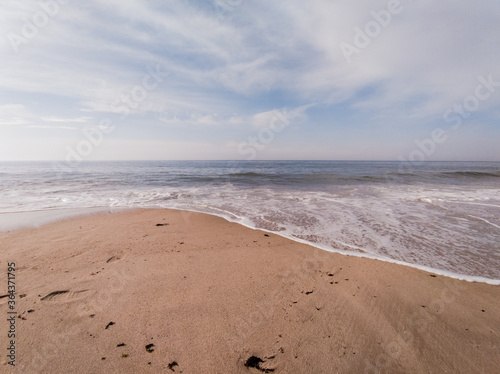 Valokuvatapetti Kirk Park beach at Montauk, NY