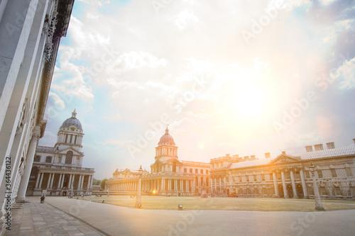 Fotografija Old Royal Naval College; Greenwich; London