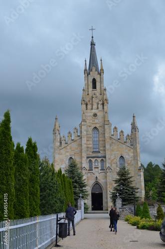 Chochołów - kościół neogotycki pw. św. jacka, Polska