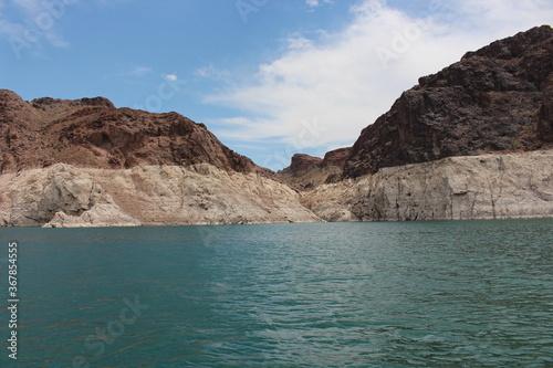 Canvas Print Lake Mead
