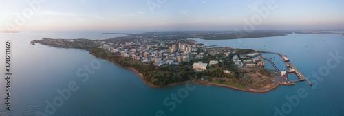 Canvastavla Darwin Waterfront, Northern Territory, Australia