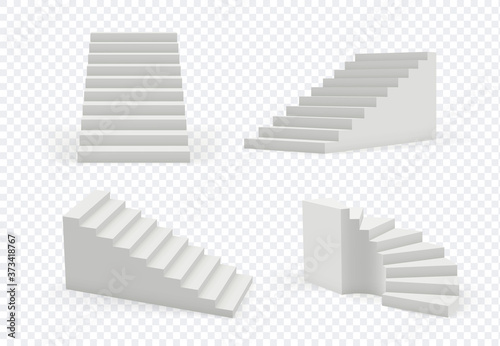Fotografija Stairs realistic