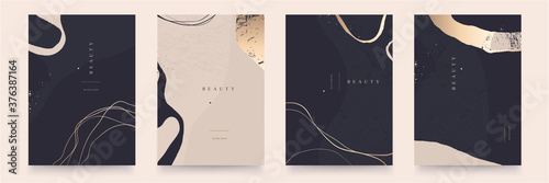 Tablou Canvas Elegant abstract trendy universal background templates