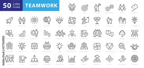 Simple flat icon for visualisation of Mission, Vision and Values of company
