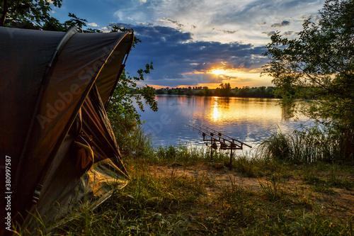 Fotografía Fishing adventures, carp fishing