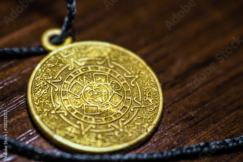 Stampa su Tela Amulet that attracts good luck