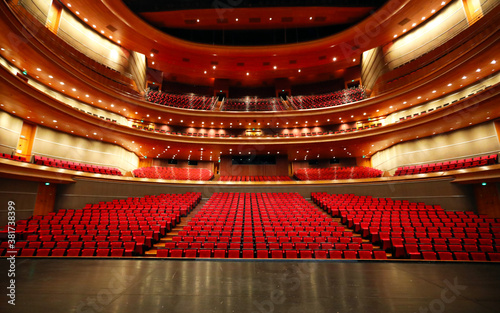 Fotografia Theater Audience