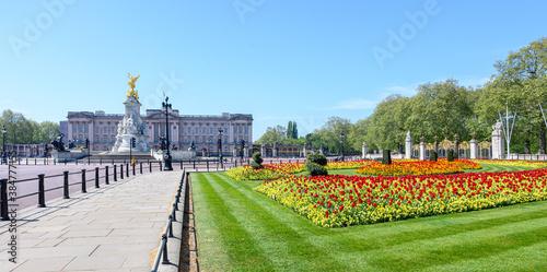 Canvas Print Buckingham Palace