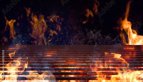 Valokuva Grill - Feuer - Rauch