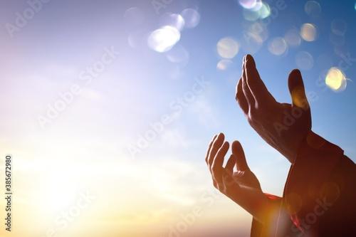 Obraz na plátně Pray.