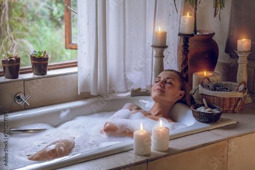 Fotografija Enjoying day spa
