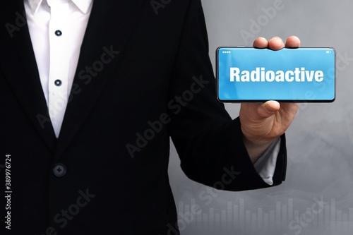 Stampa su Tela Radioactive