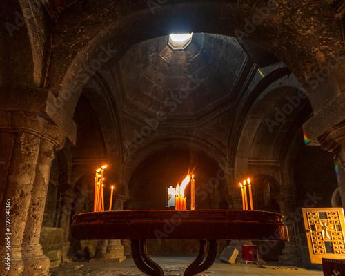 Fotografía Haghartsin is a 13th-century monastery near Dilijan in the Tavush Province of Armenia