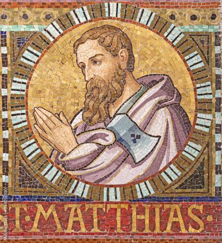 Fototapeta VIENNA, AUSTIRA - OCTOBER 22, 2020: The detail of apostle St