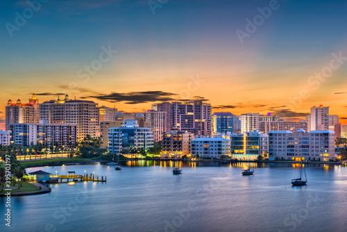 Obraz na plátne Sarasota, Florida, USA