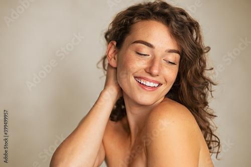 Fotografia Beauty woman pampering