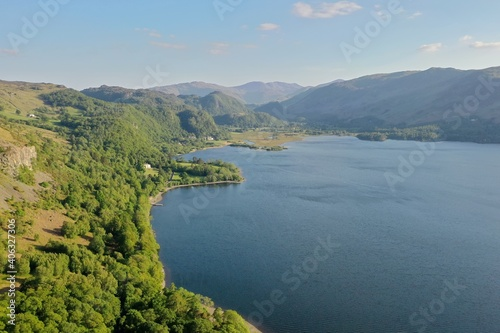 Fotografiet Derwent Water Looking South