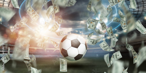 Fotomural Online sports betting