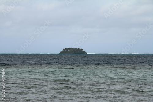 Fototapeta Ile tahitienne