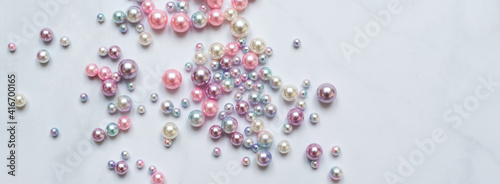 Photo Pearls background