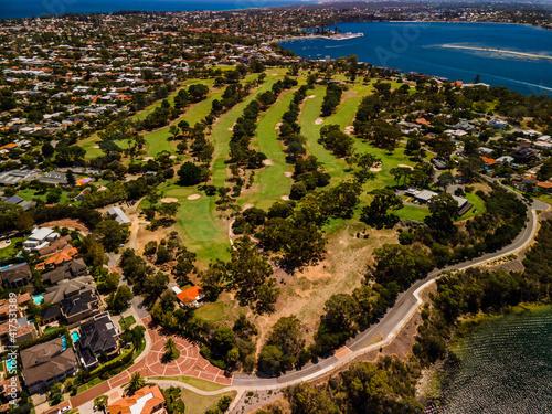 Nedlands Gold Club, Perth фототапет