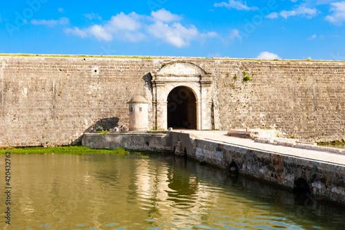 Fotografiet Jaffna Fort, Sri Lanka