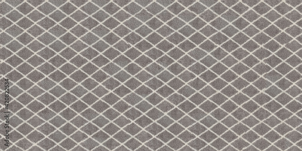 Background in the form of a carpet in the berber style.  Seamless pattern