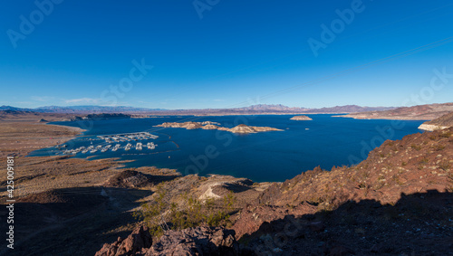 Fotografia Lake Mead Landscape