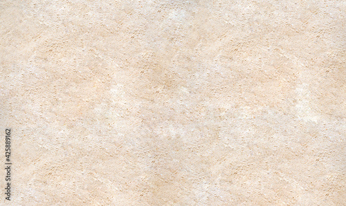Foto White sand and on the beach. Seamless texture. Wall paper