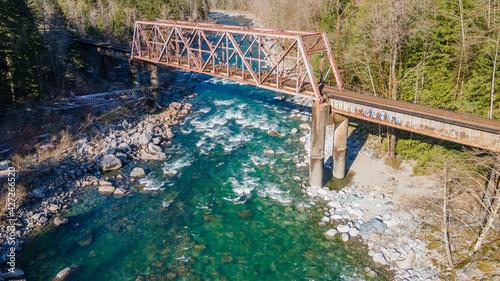 Photo Trestle bridge 1