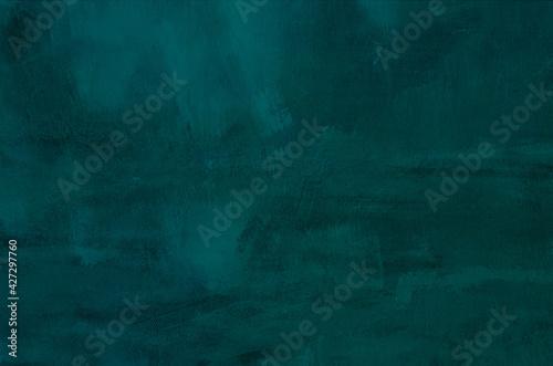 Dark green abstract background