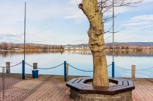 Fotografie, Obraz Keszthely, Balaton, Hungary, Western Hungary, lake Balaton.