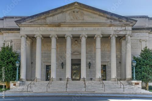 Fotografie, Tablou DAR Constitution Hall - Washington DC