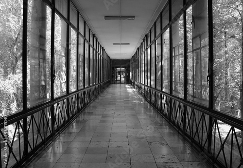 Hallway Fototapeta