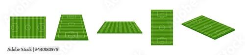 Foto Football field