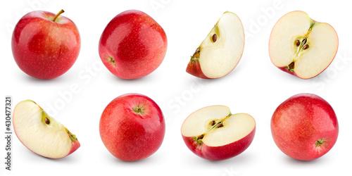 Canvastavla Apple isolated