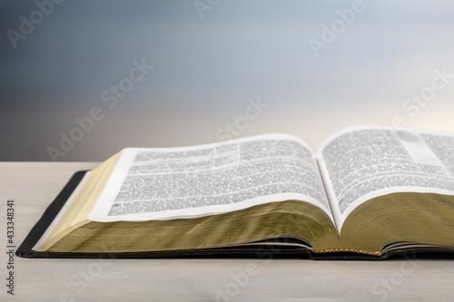 Fototapeta Bible.