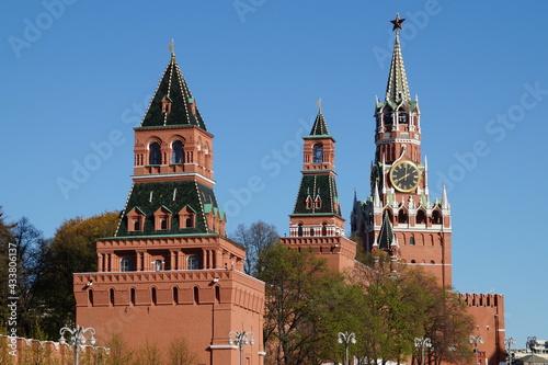 Fototapeta moscow kremlin