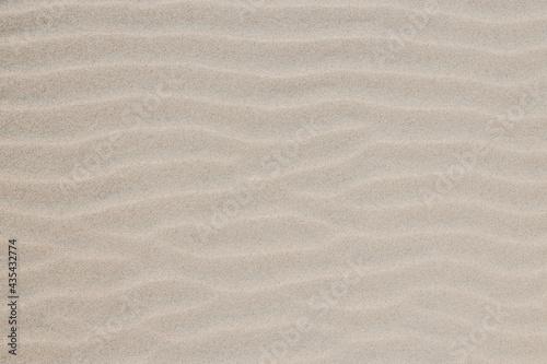 Fotografia Sand Dunes and Beach Texture Background