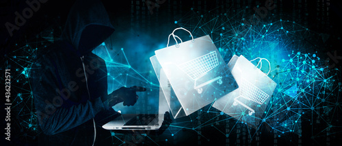 Canvas hacker makes online purchases through hacking