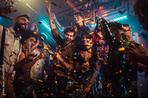 Foto It's party time