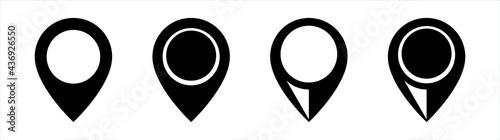 Fotografia Location icon
