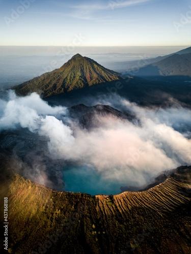 volcano Fototapete