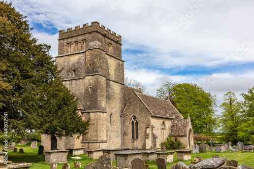 Wallpaper Mural St Mary Magdalene a 12th Century church in Tormarton which is a village in South