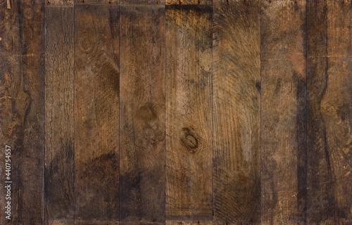 Slika na platnu Wood background from old planks