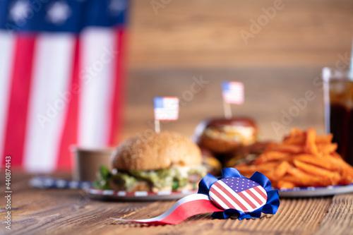 Foto Fourth of July celebration
