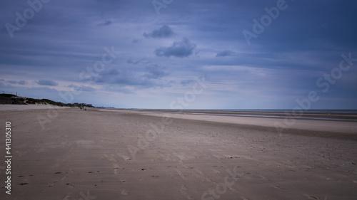 Obraz na płótnie Stella plage dans le Pas de Calais