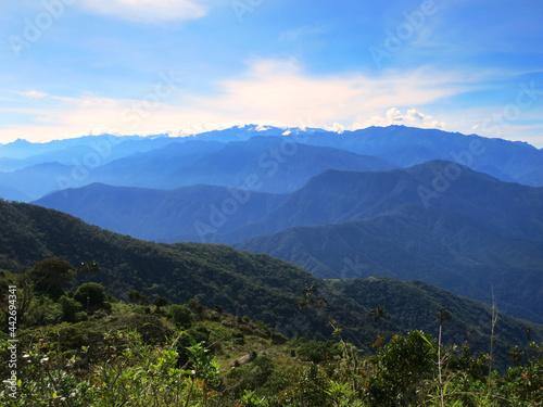 Fotografia Sierre Nevada, Santa Marta Mountains; Colombia