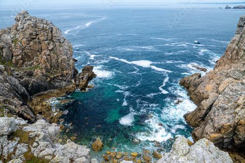 Presqu'île de Crozon, Site naturel remarquable Fototapet